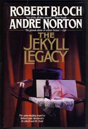 The Jekyll Legacy. Robert Bloch, Andre Norton