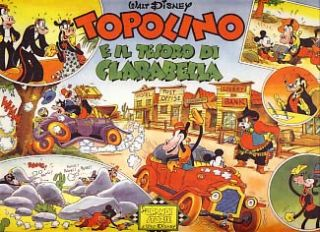 Topolino e il tesoro di Clarabella (Mickey Mouse: Race for Riches - Italian Edition). Floyd...