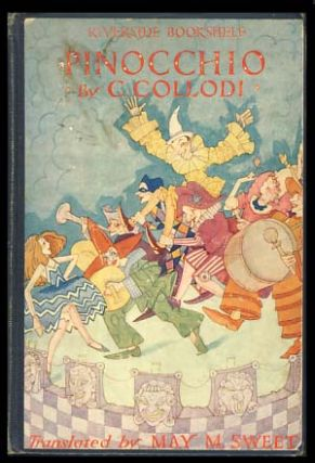 The Adventures of Pinocchio. Carlo Collodi.