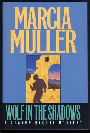 Wolf in the Shadows. Marcia Muller