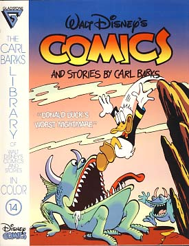 The Carl Barks Library of Walt Disney's Comics and Stories in Color No. 14. Carl Barks