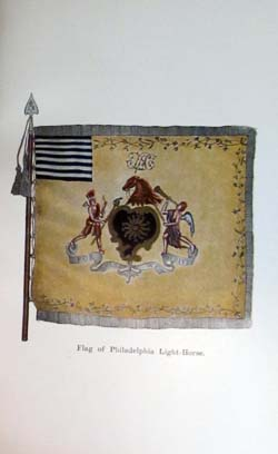 The Evolution of the American Flag. From Materials Collected by the Late George Canby. Lloyd Balderston.