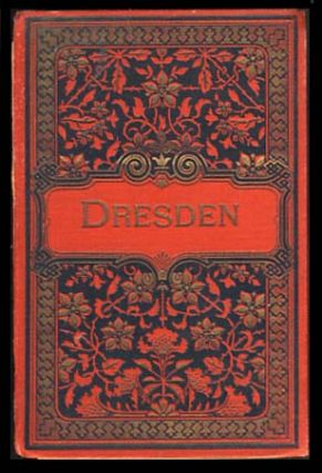 Dresden - Set of Twenty Postcards from the Late 1800s