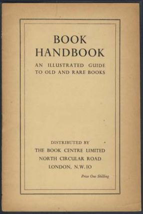 Book Handbook: An Illustrated Quarterly for Owners and Collectors of Books. Set of Nine Issues.