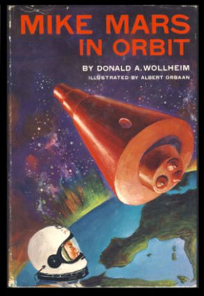 Mike Mars in Orbit. Donald A. Wollheim