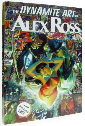 The Dynamite Art of Alex Ross.