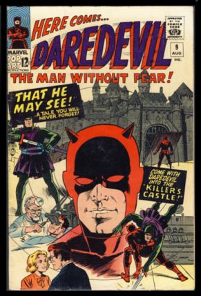 Daredevil #9. Stan Lee, Wallace Wood
