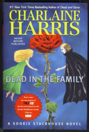 Dead in the Family. Charlaine Harris.