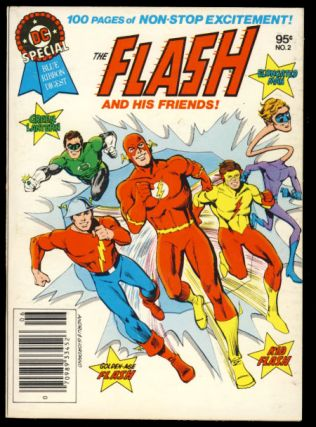 DC Special Blue Ribbon Digest No. 2 - Flash and His Friends. John Broome, Carmine Infantino