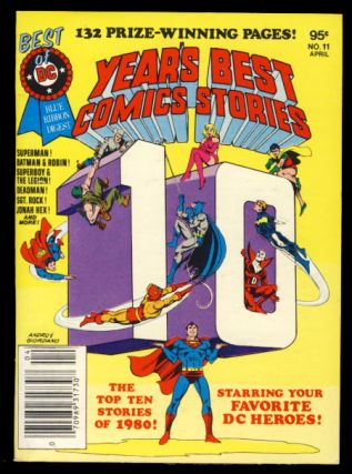 The Best of DC No. 11 - Year's Best Comic Stories. Cary Bates, Curt Swan