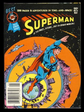 The Best of DC No. 12 - Superman. Cary Bates, Curt Swan
