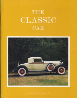 The Classic Car Magazine 1980-1989 Full Run.
