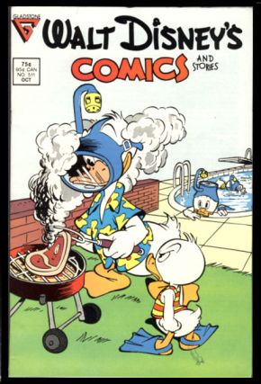 Walt Disney's Comics and Stories #511. Carl Barks