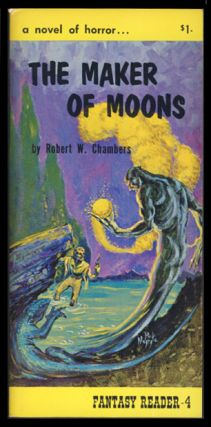 The Maker of Moons. Robert William Chambers