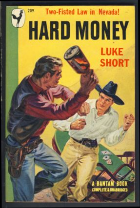 Hard Money. Luke Short