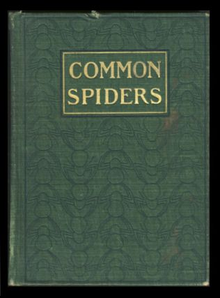The Common Spiders of the United States. James H. Emerton
