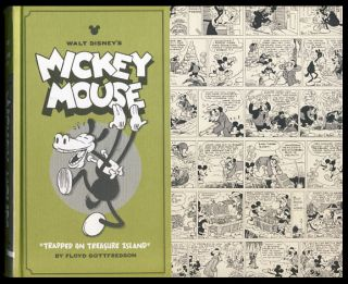 Walt Disney's Mickey Mouse Volume 2: Trapped on Treasure Island. Floyd Gottfredson