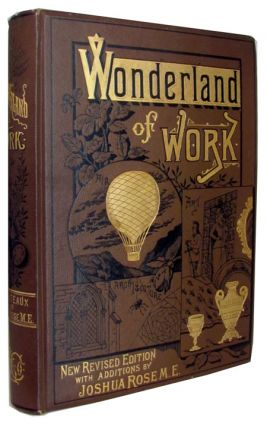 The Wonderland of Work. C. L. Matéaux, Joshua Rose.