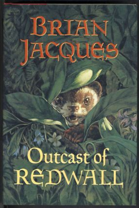 Outcasts of Redwall. Brian Jacques