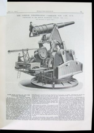 Engineering: An Illustrated Weekly Journal. Vol. LXI. From January to June, 1896.