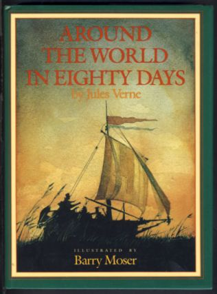 Around the World in Eighty Days. Jules Verne
