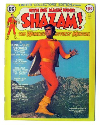 Limited Collectors' Edition C-35. (Shazam!). C. C. Beck