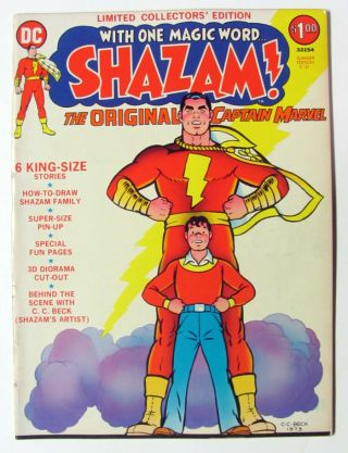 Limited Collectors' Edition C-21. (Shazam!). C. C. Beck
