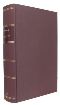 A Dissertation on Miracles: Containing an Examination of the Principles Advanced by David Hume,...