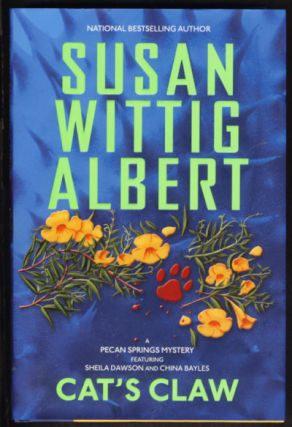 Cat's Claw. Susan Wittig Albert
