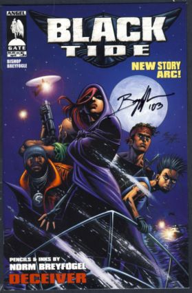 Black Tide #5 (SIGNED BY THE AUTHOR). Norm Breyfogle