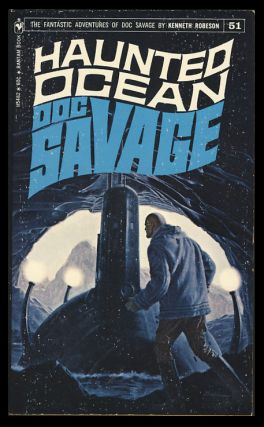 Haunted Ocean - A Doc Savage Adventure. Kenneth Robeson, Laurence Donovan