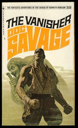 The Vanisher - A Doc Savage Adventure. Kenneth Robeson