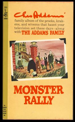 Monster Rally. Charles Addams