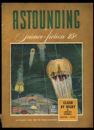 The Weapon Makers Part 2 in Astounding Science Fiction March 1943. Alfred Elton van Vogt