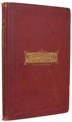 The Mysterious Island. Wrecked in the Air. Authorized Edition.