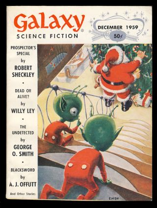 War Game in Galaxy Magazine December 1959. Philip K. Dick