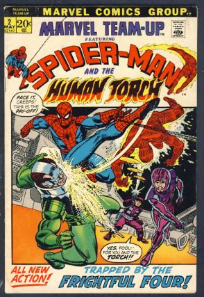 Marvel Team-Up #2. Gerry Conway, Ross Andru