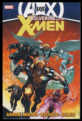 Wolverine & the X-Men Four Volume Set (1-4).