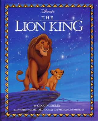 Disney's The Lion King. Gina Ingoglia