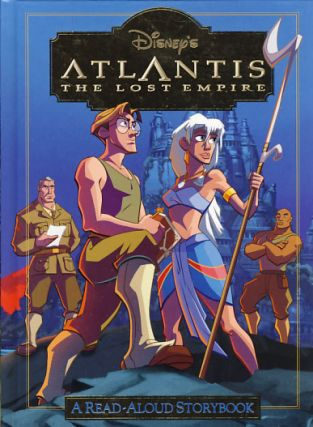 Disney's Atlantis: The Lost Empire. Catherine Hapka