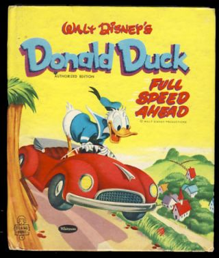 Walt Disney's Donald Duck: Full Speed Ahead. Milt Banta, Don MacLaughlin