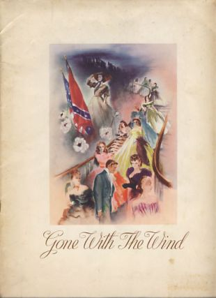 Gone with the Wind Movie Program. Howard Dietz, ed.