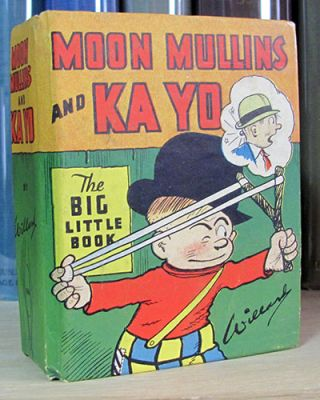 Kayo and Moon Mullins. Frank H. Willard
