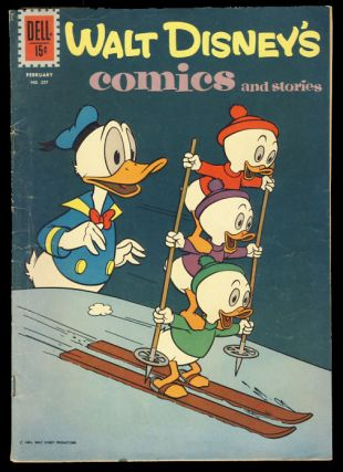 Walt Disney's Comics and Stories #257. Carl Barks