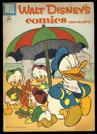 Walt Disney's Comics and Stories #201. Carl Barks