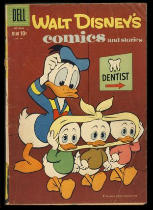Walt Disney's Comics and Stories #241. Carl Barks