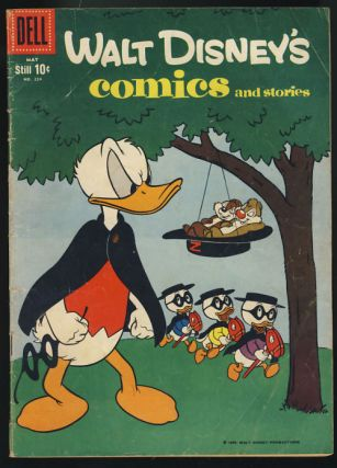 Walt Disney's Comics and Stories #224. Carl Barks