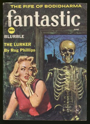 Fantastic June 1959. Cele Goldsmith, ed