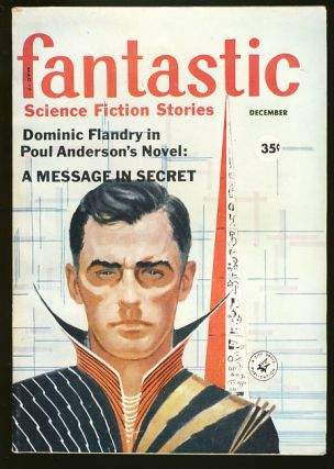 A Message in Secret in Fantastic December 1959. Poul Anderson