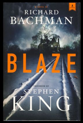 Blaze. Richard Bachman, Stephen King